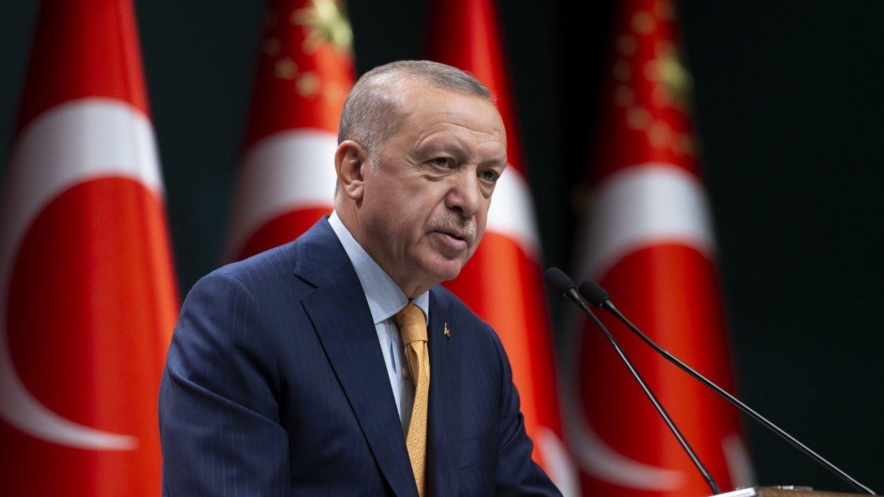Suriye İç Savaşının Onuncu Yılında Erdoğan'ın Çağrısı