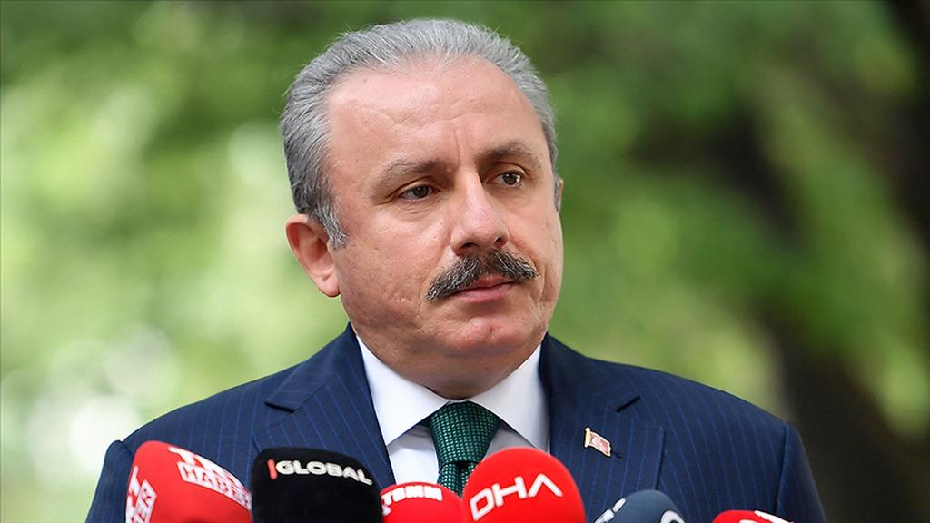 TBMM Başkanı Şentop: Türkiye'nin İhtiyacı Olan Yeni Anayasa Konusunda Elimi Taşın Altına Koymaya Hazırım