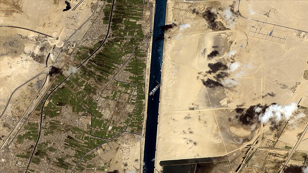 Küreselleşmecilik ve Süveyş Kanalı