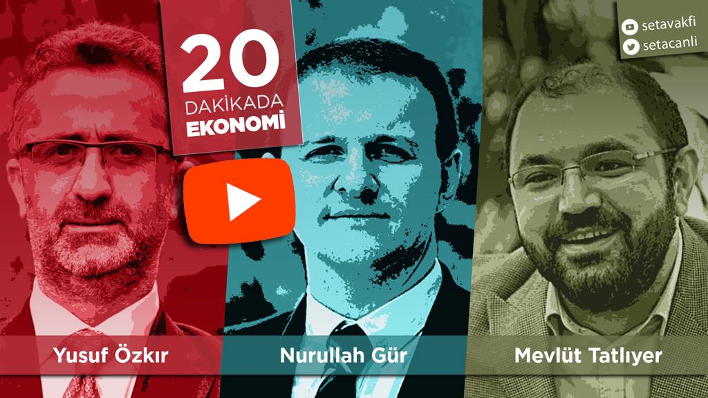 20 Dakikada Ekonomi: Türkiye'de İstihdam Piyasası