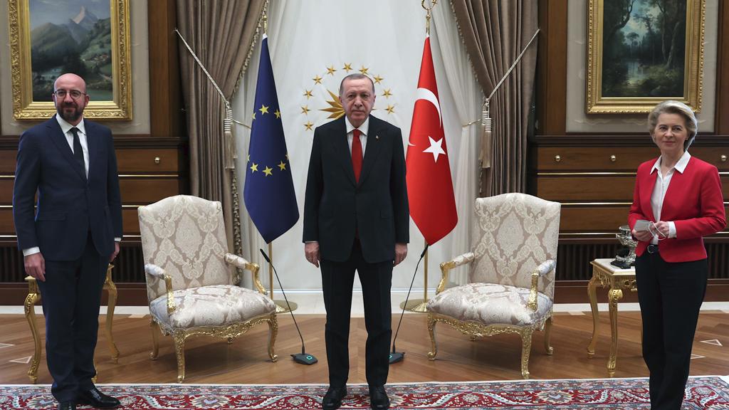 Türkiye-AB İlişkilerinde Koltuğa Sıkışan Normalleşme