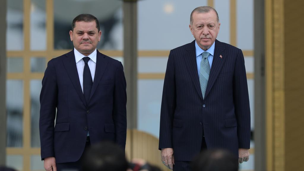 """Perspektif: Libya Başbakanı Dibeybe'nin Ankara """"Çıkarması"""""""