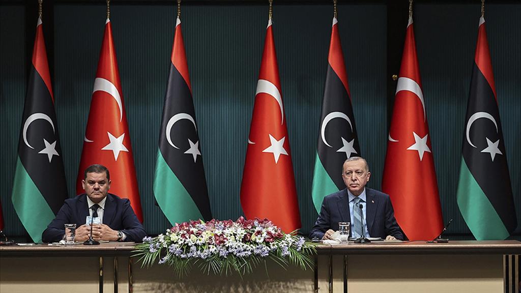 Uzmanlara Göre Başbakan Dibeybe'nin Ziyareti Türkiye-Libya İlişkilerine Pozitif İvme Kazandıracak