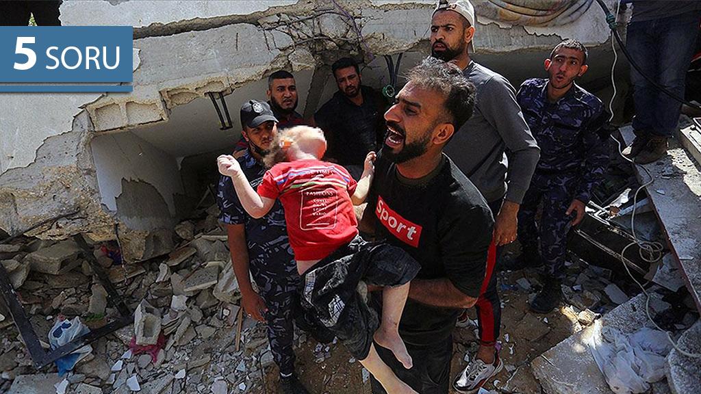 5 Soru: İsrail'in Kuruluşunun ve Eylemlerinin Hukukiliği | Meşru Müdafaa mı Filistin'i Filistinsizleştirme mi?