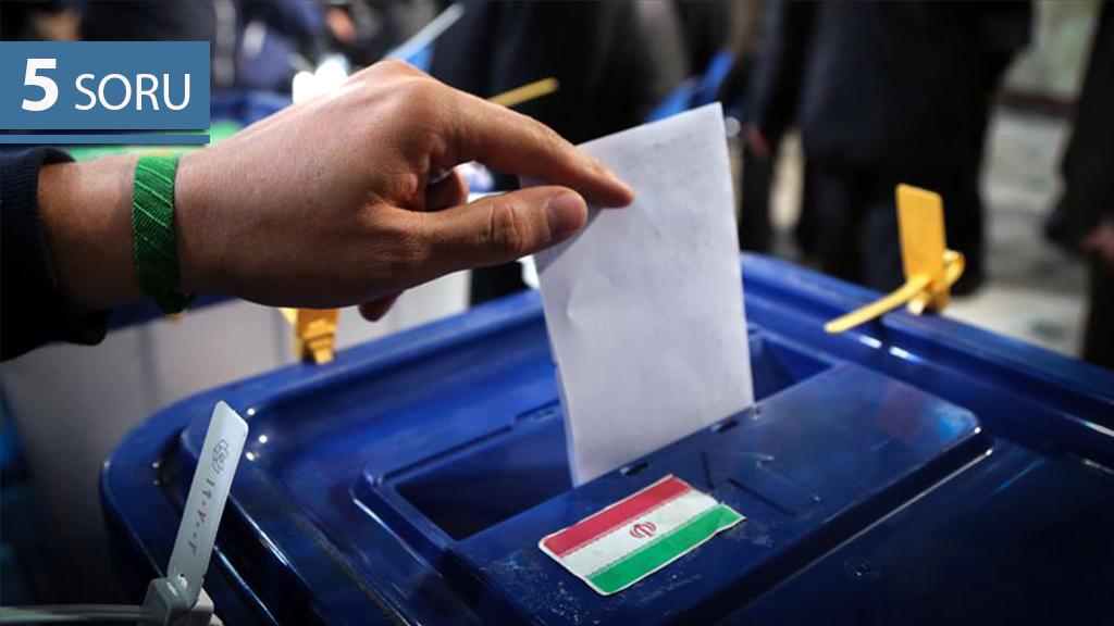 5 Soru: İran'da Cumhurbaşkanı Seçim Süreci (18 Haziran 2021)
