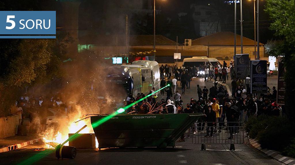 5 Soru: İsrail'in Mescid-i Aksa Baskını ve Gazze Saldırısı
