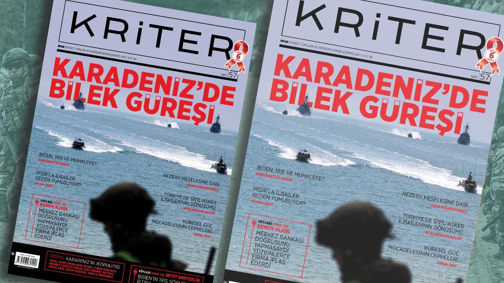 Kriter'in Mayıs Sayısı Çıktı: Karadeniz'de Bilek Güreşi