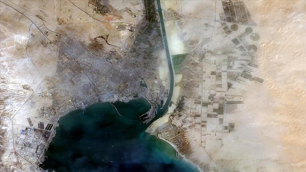 Perspektif: Küresel Ticarette Yeni Güzergâh Arayışları | Süveyş Kanalı'na Alternatifler