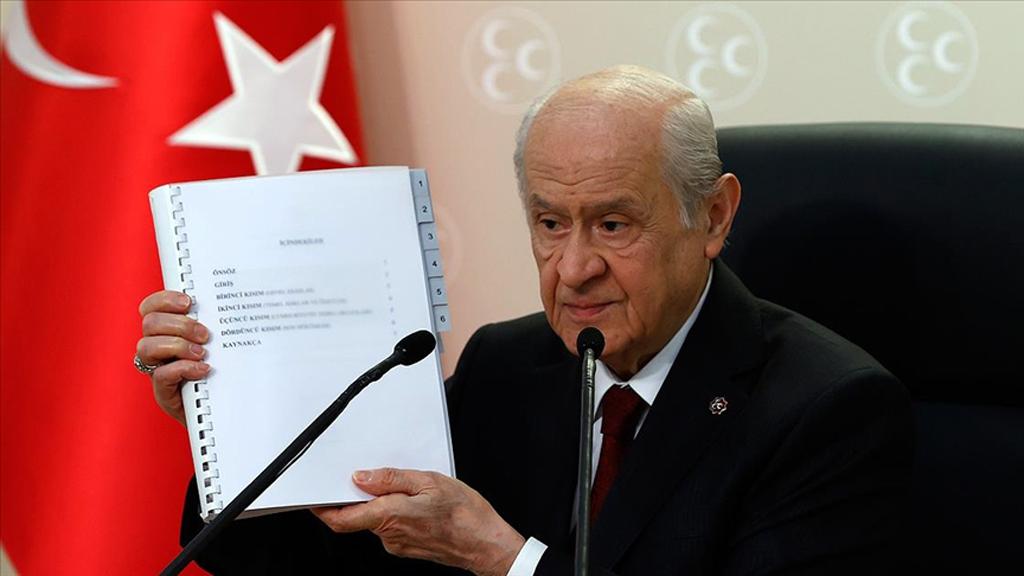 Yeni Anayasa Gündemi ve MHP'nin Anayasa Önerisi