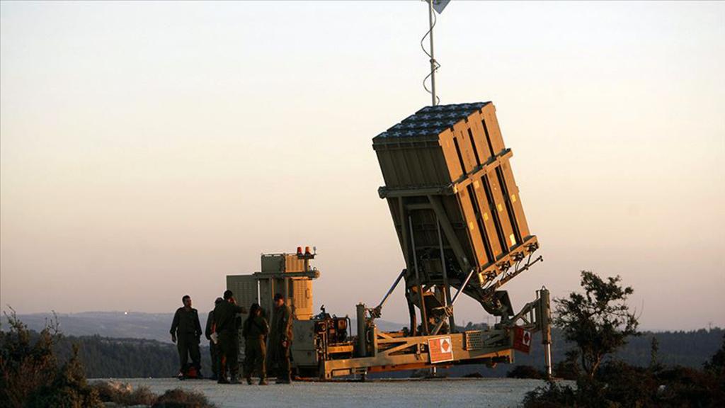 Hamas'ın Roketleri Demir Kubbe'ye Karşı