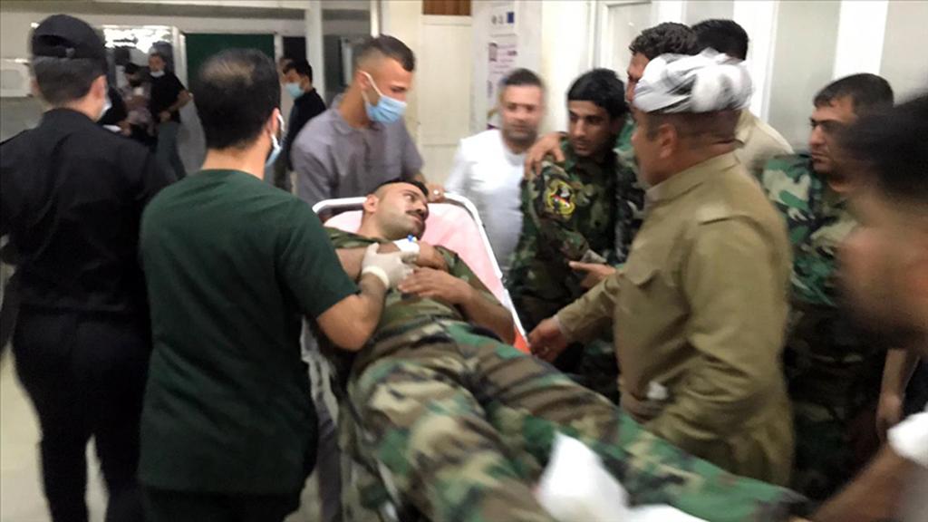 PKK'nın Peşmergeye Saldırması Ne Anlama Geliyor?