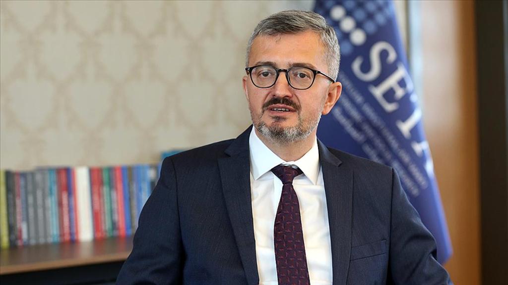 SETA Genel Koordinatörü Prof. Dr. Burhanettin Duran Düzensiz Göçmen Meselesini Değerlendirdi