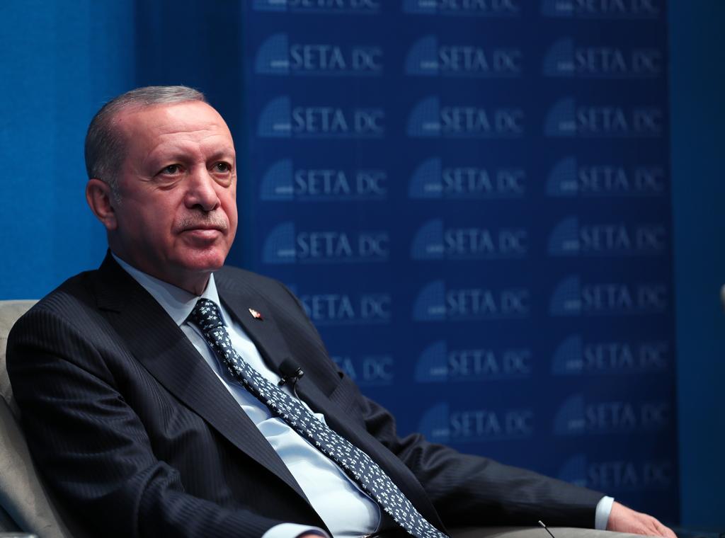 Cumhurbaşkanı Erdoğan: Batı'nın Üstün Olduğu Şeklindeki Sorun Üreten Anlayışın Sonuna Geldik
