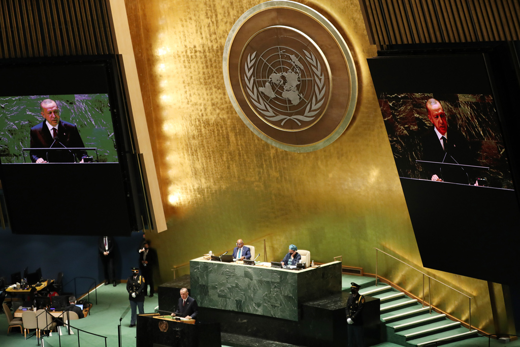 Uluslararası Sisteme Dair Bir Düşünce Platformu Olarak BM Genel Kurulu