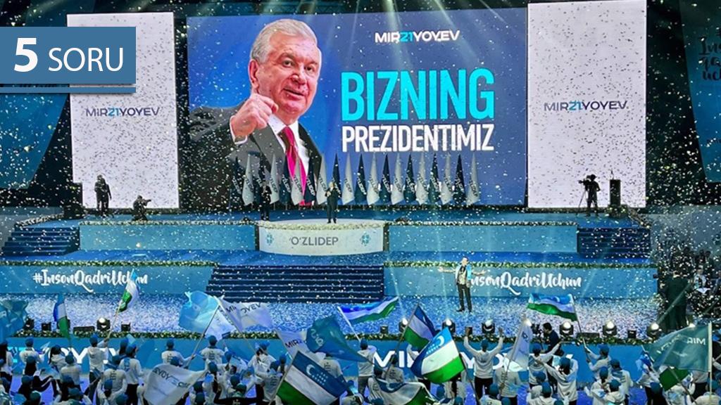 5 Soru: Özbekistan Cumhurbaşkanı Seçimi ve Ardılları