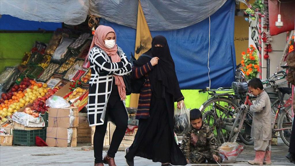 Afganistan'a Seyir