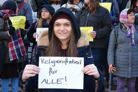 Religionsfreiheit für alle