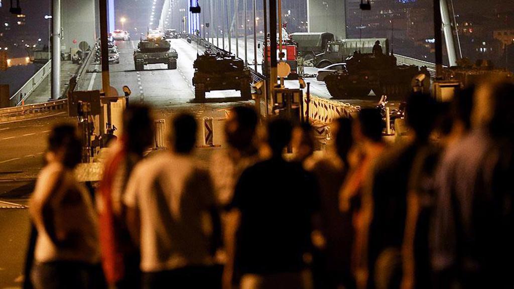 Kurzbericht | Orientalismus Reloaded: Die westliche Medienberichterstattung über den versuchten Putsch in der Türkei