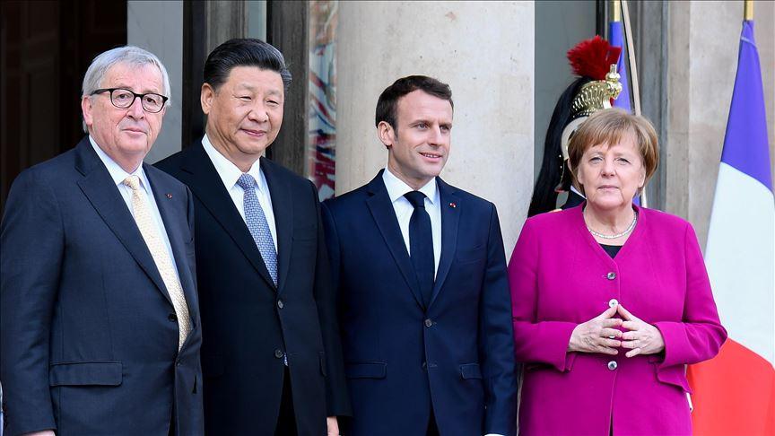 Chinas Investitionen umschlingen Europa
