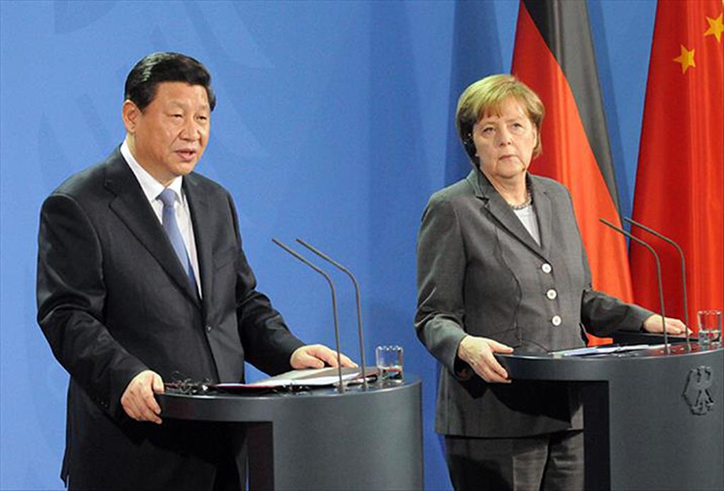 Handelsvolumen mit Deutschland steigt – doch China übt Protektionismus