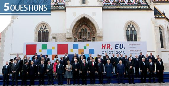 5 Questions: Croatia's EU Membership