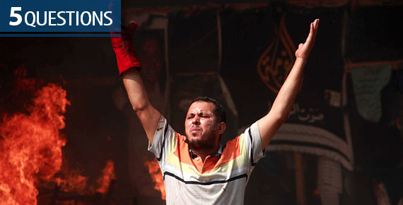 5 Questions: Yet Another Massacre in Egypt