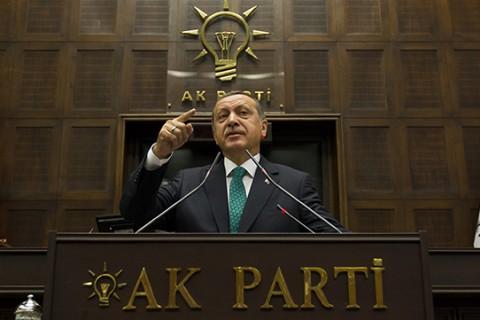 All Power to Erdogan