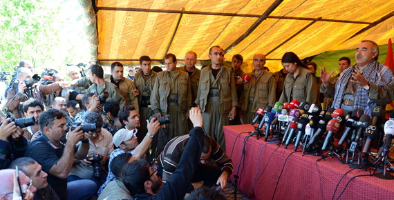 Can the PKK Handle the Solution Process?