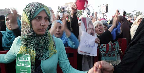 Cracking Junta in Egypt, and Turkey