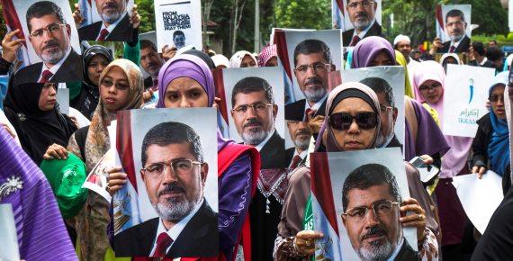 Egypt's Islamist Coup!
