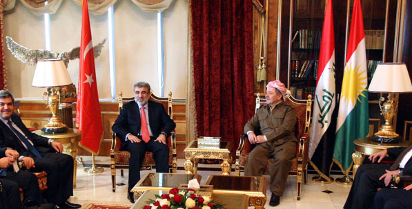 'Energized' Neighborliness: Relations between Turkey and the Kurdish Regional Government