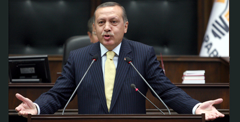 His Excellency Prime Minister of Turkey Recep Tayyip Erdogan