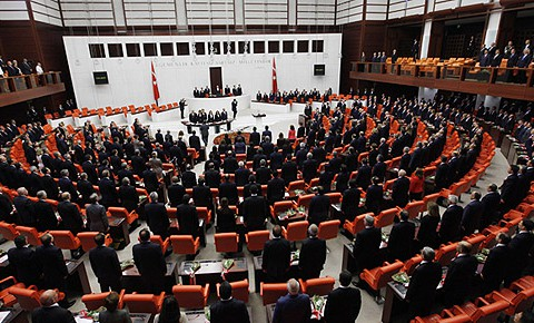 Is The Constitution-Drafting Period Ending?