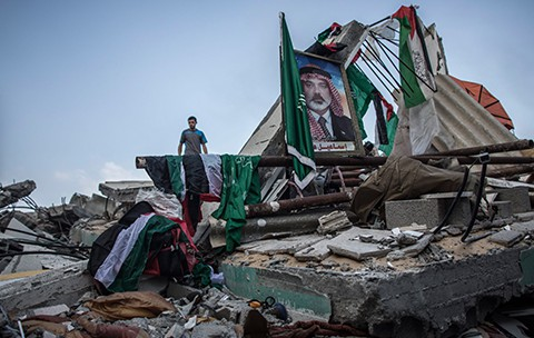 Israel's Revenge over Palestinian Reconciliation