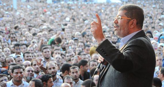 Morsi and Mubarakism