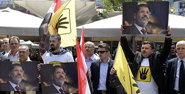 Morsi's Death Sentence