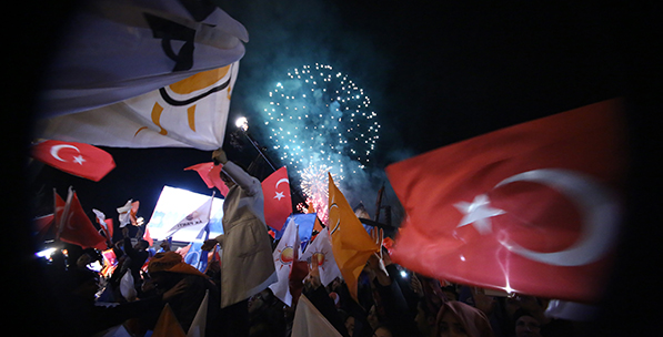 Outcome Of The Elections, Erdoğan And The Gülen Movement