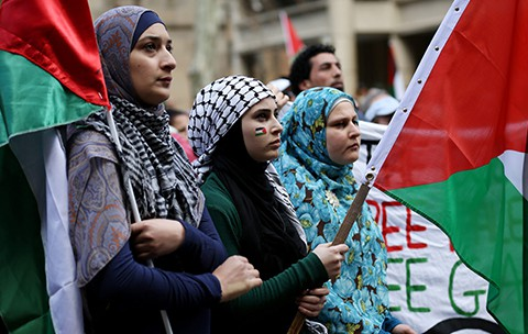 Palestinian Sovereignty: Between International Recognition and Security Coordination