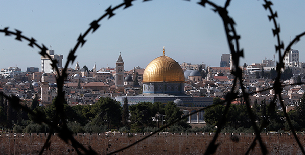 Palestinians in East Jerusalem: Road Map to Annexation
