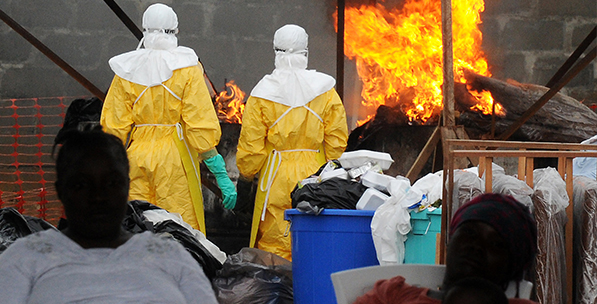 Panic and Anxiety in the Days of Ebola Crisis