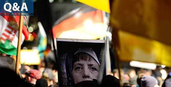 Q & A: The PEGIDA Movement, The Changing Face of German Fascism