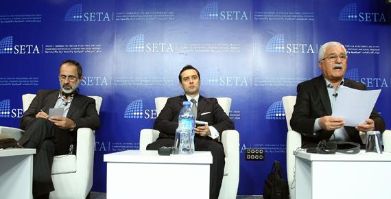 "SETA Panel: ""Syrian Revolution at its Third Year"""