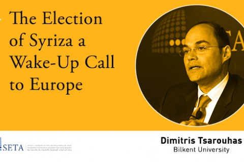 The Election of Syriza, a Wake-Up Call to Europe