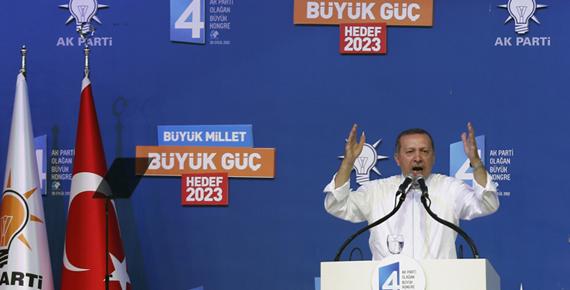 "The ""New Turkey"" Congress"