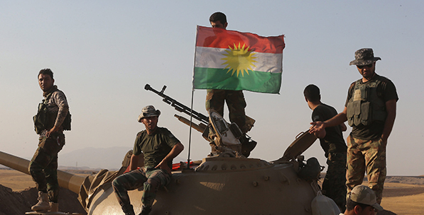 The Northern Front of the Combat against ISIS: Peshmarga-Western Alliance
