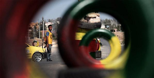 The PKK's Syrian Crisis