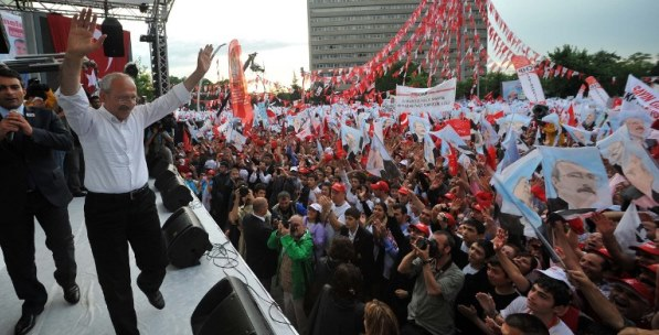 The Turkish Political Landscape and the CHP