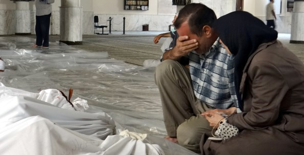The Use of Chemical Weapons in Syria and the Future of International Norms