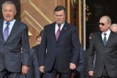 Toward the End of Geopolitical Pluralism in Central Asia?