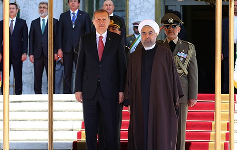 Turkey and Iran: Competitive Collaboration